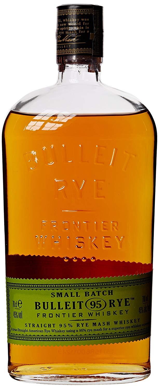 Bulleit Bourbon Rye Whiskey, 70 cl - £22 @ Amazon