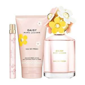 Marc Jacobs Daisy Eau so Fresh Gift Set 125ml £45.18 delivered with code @ Fragrance Direct