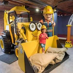 Family Ticket to Mattel Play! in Liverpool £19.20 with code / Family Ticket + Meal + Drink £32 with code via Groupon