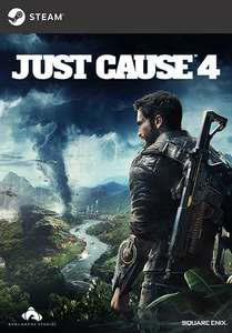Just Cause 4 [PC Download, Steam] - £18 @ Square Enix