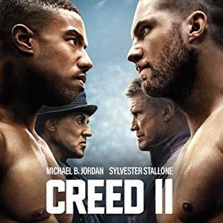 Creed II HD+ Film rental £0.95p with code @ Chili