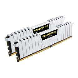 Corsair 16GB (2x8GB) White Vengeance LPX DDR4 3000MHz Memory - £69.49 @ Aria PC