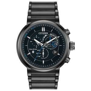 Citizen Gents Eco Drive Proximity Ion Plated  Bluetooth Smartwatch £189 at E Jones