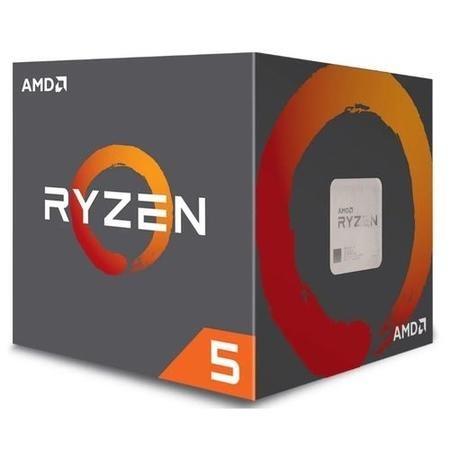AMD Ryzen 5 Six Core 1600X 4.00GHz Socket AM4 Processor - Retail £110.97 at Laptops Direct
