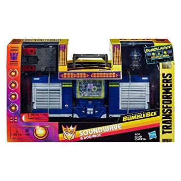 Transformers Bumblebee Greatest Hits Soundwave & Doombox - £36.66 instore @ Sainsburys