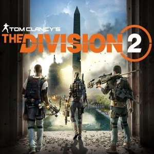 Tom Clancy's Division 2 - FREE to play - 13th - 16th June 2019 (PC,Xbox One, PS4)