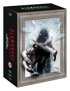 Blumhouse Horror Collection (The Visit/Unfriended/Get Out/Split) Blu Ray boxset £14 @ Zoom