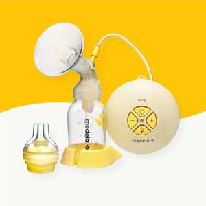 Medela Swing breast pump - single electric breast pump for every day use £74.99 @ Amazon