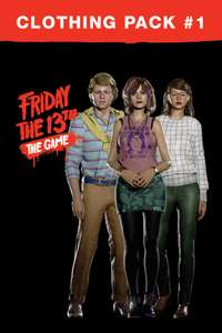 FREE Friday the 13th the Game: Backer Exclusive Clothing Pack