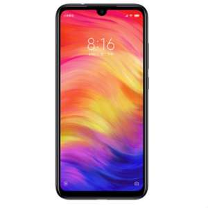 Xiaomi Redmi Note 7 4GB/128GB Dual Sim SIM Free/Unlocked £152.94 Delivered from eglobalcentraluk