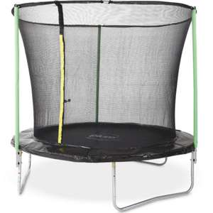 Plum 8ft Trampoline With Enclosure £67.99 + £3.95 Delivery at Aldi