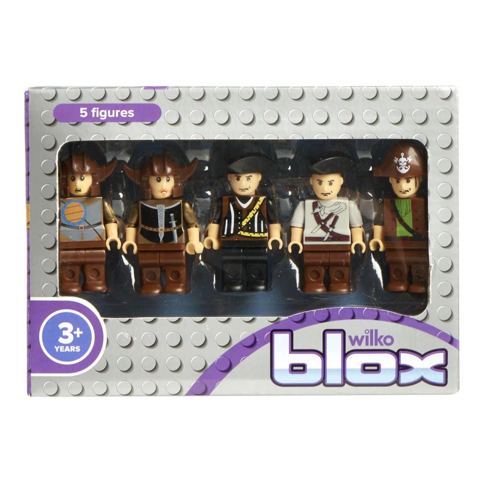 Wilko Blox Figures 5pk - Now £1 @ Wilko