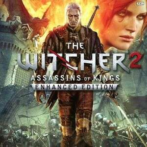 The Witcher 2: Assassins of Kings Enhanced Edition £2.24 Steam