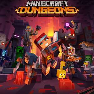 Minecraft Dungeons - Closed Beta Signup @ Minecraft - hotukdeals