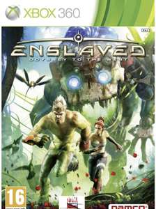 Enslaved: Odyssey To The West (Xbox 360/Xbox one) £1.50 (plus £1.50 delivered) @ cex uk