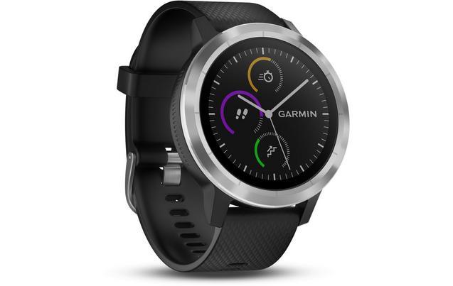 Garmin Vivoactive 3 GPS Smartwatch with Heart Rate Monitor - £160 @ Halfords