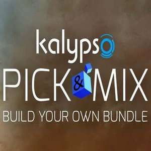 Kalypso Pick & Mix Bundle Fanatical: 3 For £2.29. 5 For £3.19. 10 For £4.59. Tropico Trilogy, Tropico 4, Grand Ages Rome, Dungeons 2, Crookz