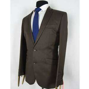 Men's St George By Duffer Tailored Fit Suit - FACTORY LEFTOVERS - £27.19 & free delivery at tom-percy-suits eBay