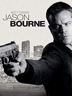 Jason Bourne UHD - £4.99 @ Amazon Video