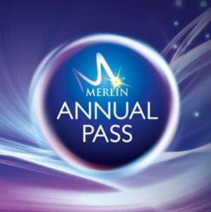 2 free tickets when you buy Merlin Annual Pass - £139