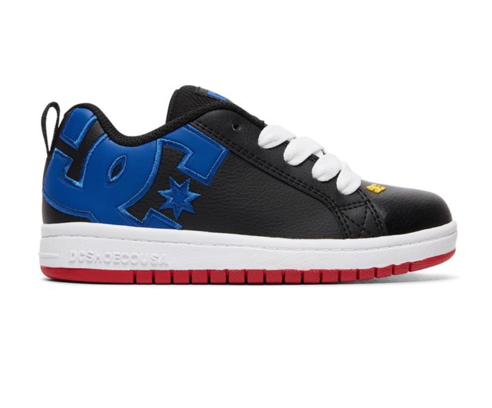 DC Court Graffik men's trainers. Various sizes - £37 / £40.95 delivered @ DC Shoes