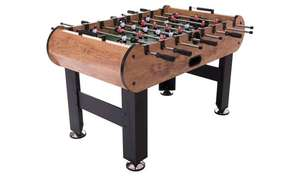 Hy-Pro 4ft 6 Inch Striker Football Table @ Argos £92.94 Delivered