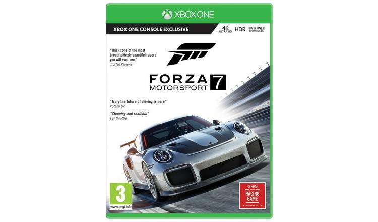 Forza 7 Xbox One Game - £16.99 @ Argos
