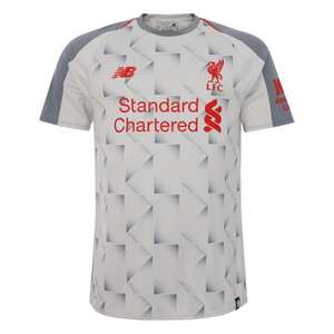 Liverpool Fc Third Shirt 2018/19 - reduced to £15 (XXL only) + £4.99 Delivery @ Official LFC online store