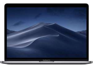 Apple MacBook Pro (13-inch Retina, 2.3GHz Dual-Core Intel Core i5, 8GB RAM, 128GB SSD) - Space Grey (Latest Model) £1099.97 @ Amazon