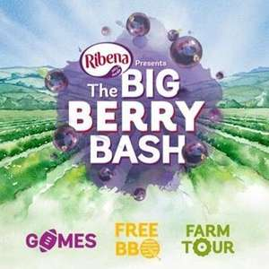 Ribena Big Berry Bash Open Farms Family Day - July/August (See Post)