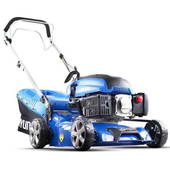 Hyundai HYM430SP 4-stroke Petrol Lawnmower Self Propelled 139 Cc 42cm Cutting Width £169.99 @ Robert Dyas