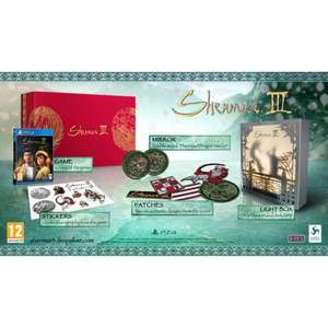 Shenmue III - Collector Edition PS4 £59.95 Pre-Order (19th NOV 2019) @ The GameCollection