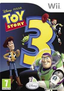 Toy Story 3 Wii £4.31 @ World of Books via OnBuy (Used - Very Good with FREE delivery)