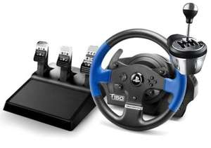 Thrustmaster T150 Pro Force Feedback Wheel for PS4/PC bundled with TH8A Shifter - £159.99 @ box.co.uk