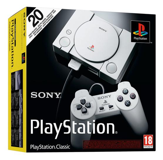 Playstation Classic Mini Console £29.85 @ Shopto.net Free P&P