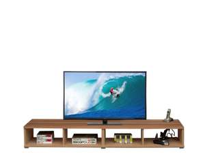 Wide TV Unit Entertainment Console Games Stand Furniture Large Gaming £34.99 Delivered @ eBay - daily-deals-ltd