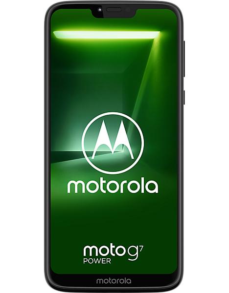 Motorola G7 Power 64GB £129.99 + £10 Top Up @ Carphone Warehouse