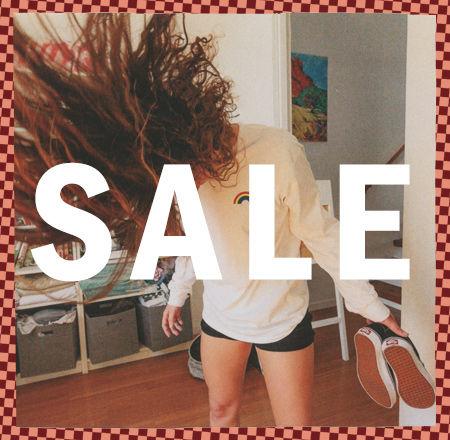 VANS Sale (30% off selected items)