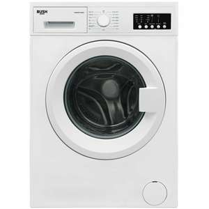 Bush WMNB1012EW Free Standing 10KG 1200 Variable Spin Washing Machine A+++ White now £209.99 delivered at Argos via eBay