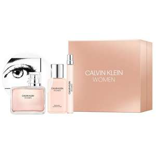 Calvin Klein Women Gift Set Eau De Parfum 100ml Spray - £47.95 @ Perfume Price