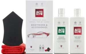 Autoglym Bodywork And Accessories Gift Collection 4 Pieces £11.03 @ Halfords eBay store