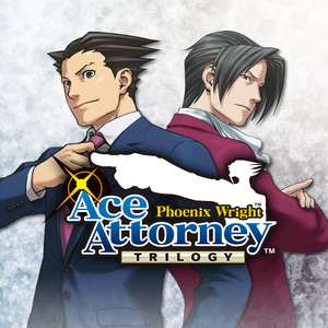 Phoenix Wright: Ace Attorney Trilogy (PS4) - £18.99 @ PlayStation store