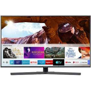 "Samsung UE55RU7400 55"" Smart 4K Ultra HD TV with HDR10+, Dynamic Crystal Colour, Apple TV, Slim Design and One Remote Control - £599 @ AO"