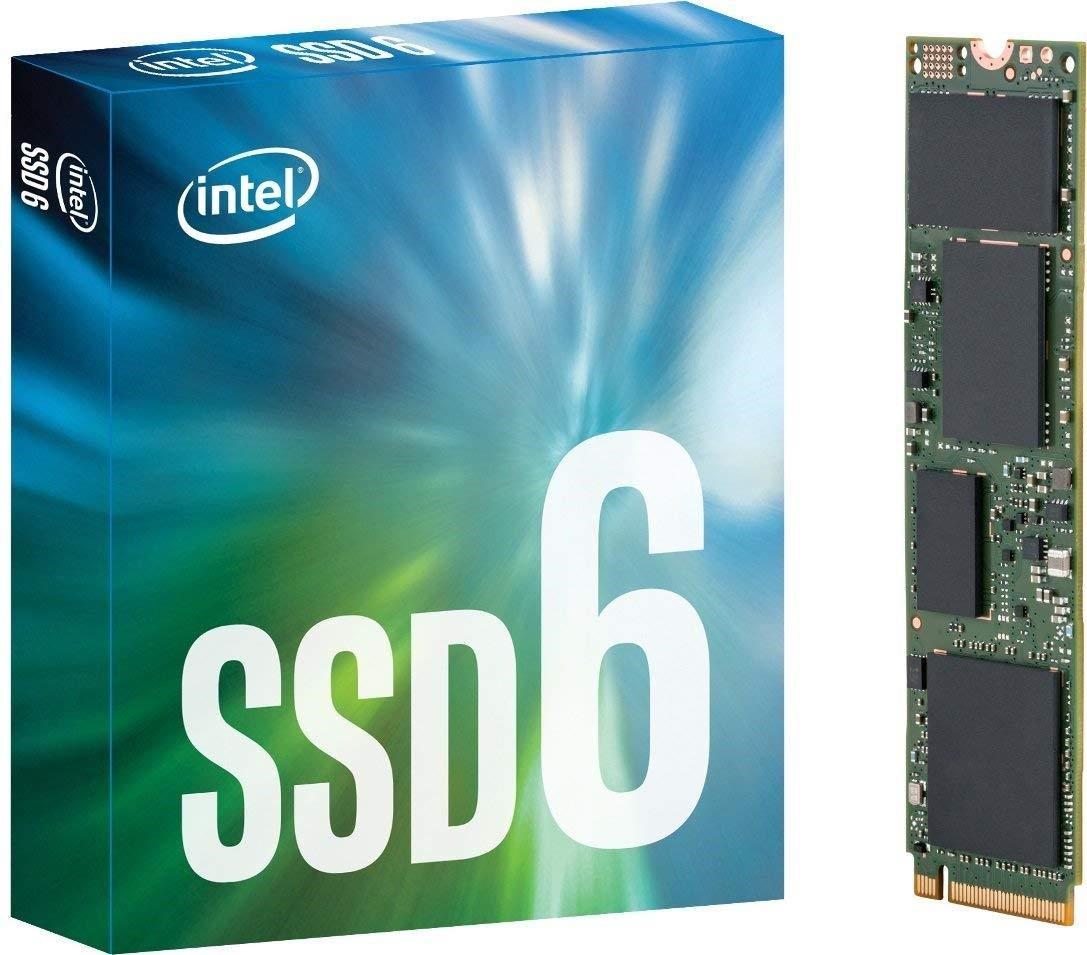 Intel 660p 512GB M.2-2280 NVMe PCIe SSD £59.24 Delivered @ CCLONLINE