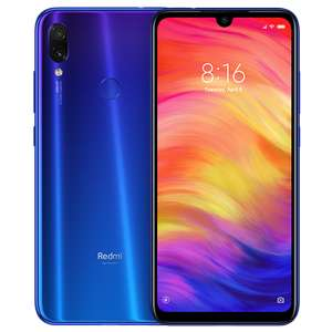 Xiaomi Redmi Note 7 64GB + Mi Band 3 + 5000Mah Power Bank + Possible Case £195.99 @ Mi.com