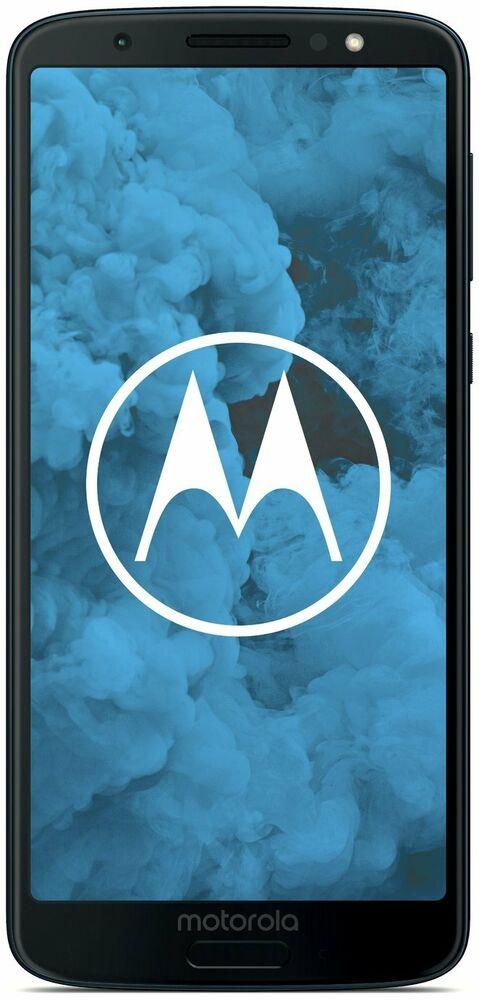 Motorola Moto G6 32GB Mobile Phone - Deep Indigo - Sim Free - Manufacturer Refurb £93.99 @ Argos ebay outlet