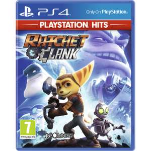 Ratchet & Clank PS4 £9 delivered @ AO