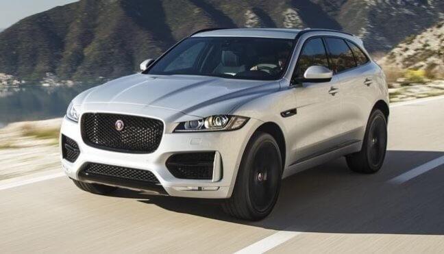 Jaguar F-Pace 2.0d R-Sport 5dr Auto AWD [2020] - Lease - Initial Fee £3,647.48 / £299 - £405.28 x 35 months - £18,131.28 @ Select Car