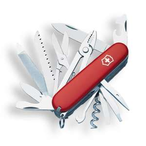 Victorinox 1.3773 Swiss Army Knives, Red for £35.44 Delivered @ Dispatched from and sold by Amazon