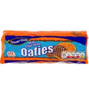 Chocolate Oaties Biscuits (Lidl's version of Chocolate Hob Nobs) 41p per 300g @ LIDL